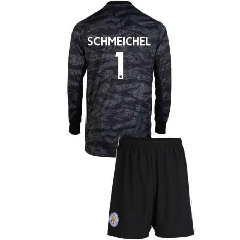 Детская вратарская форма Лестера SCHMEICHEL 19-20 футболка и шорты