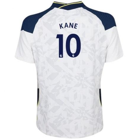 Домашняя игровая футболка Тоттенхэма 2020-2021 Гарри Кейн номер 10