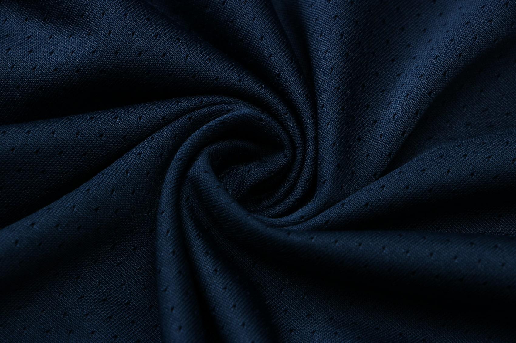 Синий тренировочный костюм Ромы 2020-2021