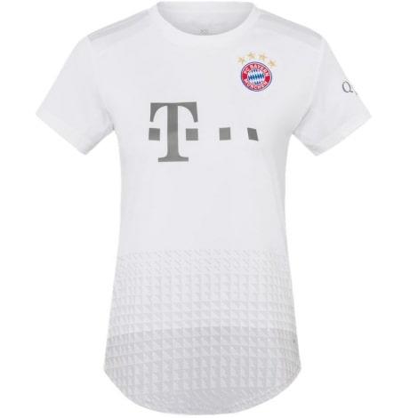 Женская гостевая футболка Баварии 2019-2020