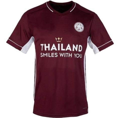Комплект детской третьей формы Лестер Сити 2020-2021 футболка