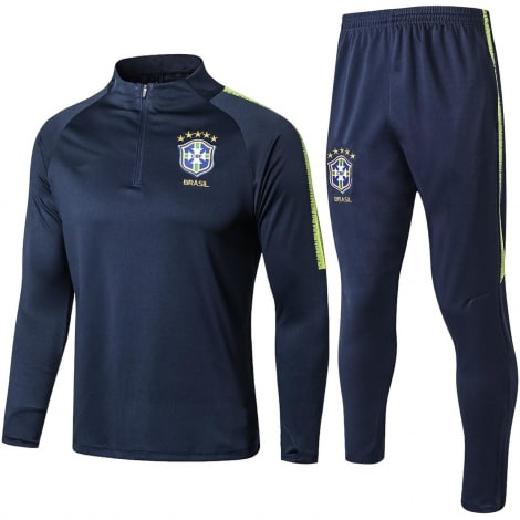 Спортивный костюм сборной Бразилии по футболу 18-19