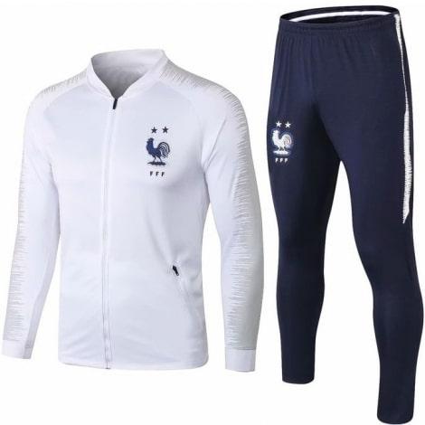 Детский черно-белый костюм Франции по футболу 2019-2020