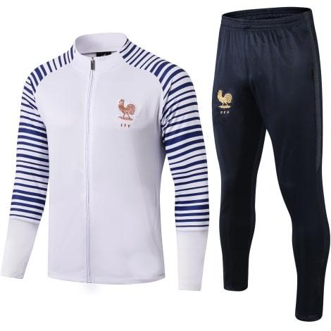 Бело-черный костюм сборной Франции по футболу 2019-2020