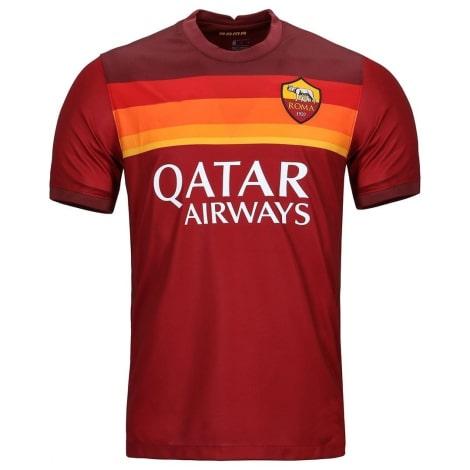 Домашняя игровая футболка Ромы 2020-2021
