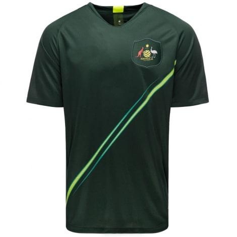 Гостевая футболка сборной Австралии на чемпионат мира 2018