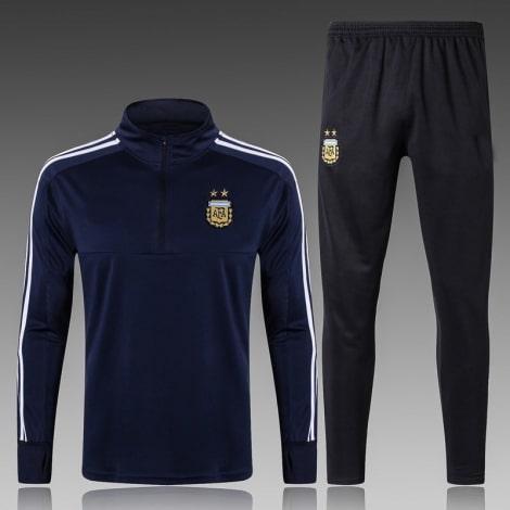 Спортивный костюм сборной Аргентины по футболу 2018