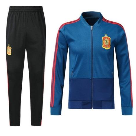 Спортивный костюм сборной Испании по футболу 2018 олимпийка и штаны