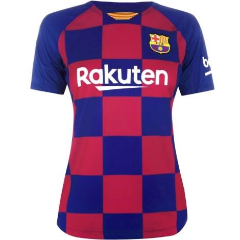 Женская домашняя футболка Барселоны 2019-2020