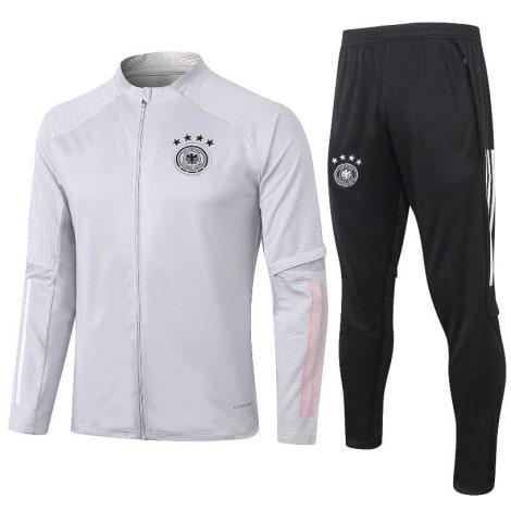 Бело черный костюм сборной Германии по футболу 2020-2021