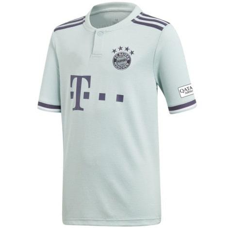 Гостевая игровая футболка Баварии 2018-2019