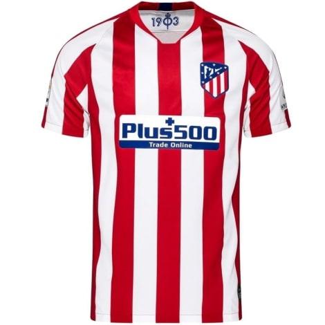 Домашняя игровая футболка Атлетико Мадрид 2019-2020