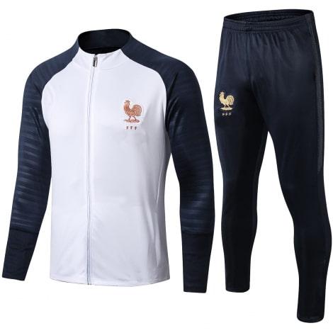 Черно-белый костюм сборной Франции по футболу 2019-2020