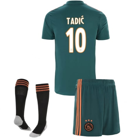 Детская гостевая футбольная форма Тадич 2019-2020 футболка шорты и гетры