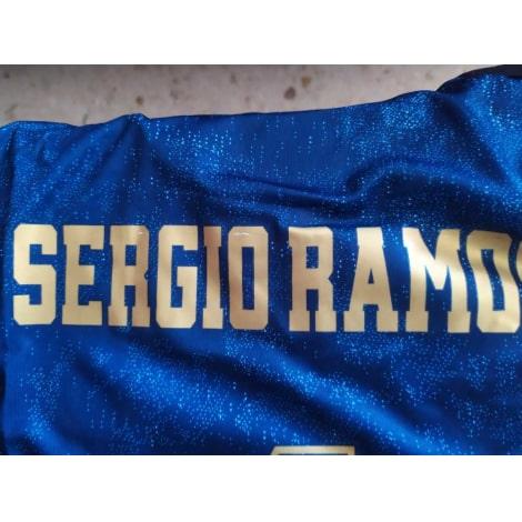 Гостевая игровая футболка Реал Мадрид 2019-2020 SERGIO RAMOS