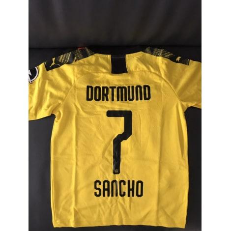Домашняя игровая футболка Боруссии Дортмунд 2019-2020