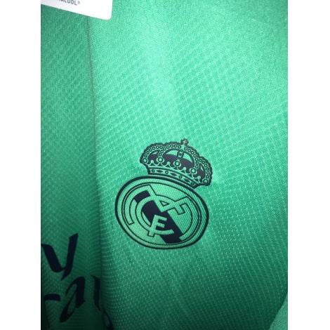 Третья игровая футболка Реал Мадрид 2019-2020 герб клуба