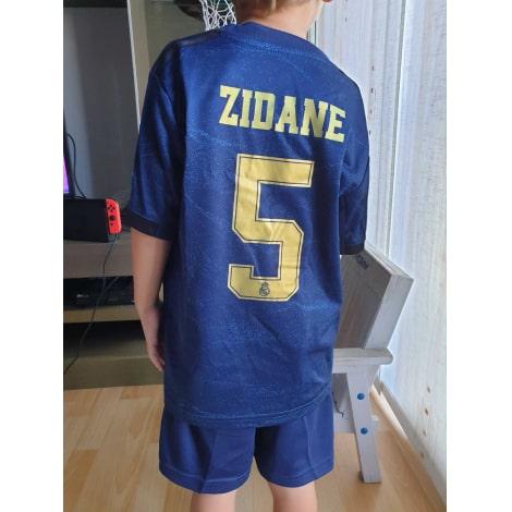 Детская гостевая форма Реал Мадрид 19-20 ZIDANE