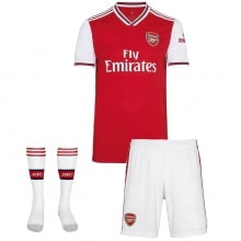Комплект взрослой домашней формы Арсенала 2019-2020 футболка шорты и гетры