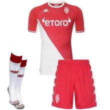 Комплект взрослой домашней формы Монако 2021-2022