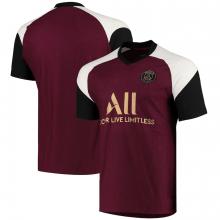 Комплект детской третьей формы ПСЖ 2020-2021 футболка