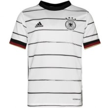 Домашняя аутентичная футболка Германии на ЕВРО 2020-21