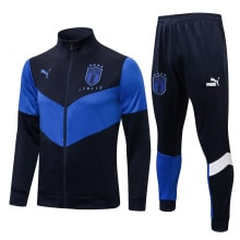 Темно-синий костюм сборной Италии 2021-2022