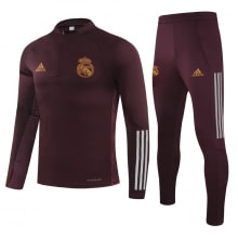 Бордовый костюм Реал Мадрид 2021-2022