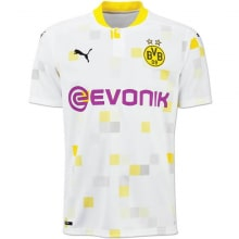 Комплект взрослой третьей формы Боруссии Дортмунд 2020-2021 футболка