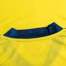 Вратарская гостевая футболка Манчестер Юнайтед 2020-2021 воротник сзади