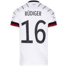 Домашняя футболка Германии Рюдигер на ЕВРО 2020-21
