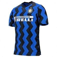 Детская домашняя форма Интера Ромелу Лукаку 2020-2021 футболка