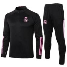 Черно-розовый костюм Реал Мадрид 2020-2021