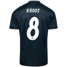 Гостевая футболка Реал Мадрид 2018-2019 Тони Кросс