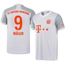 Гостевая футболка Баварии 2020-2021 Томас Мюллер