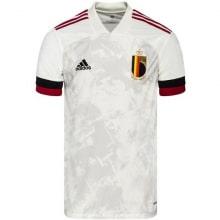 Гостевая футболка сборной Бельгии на ЕВРО 2020-21