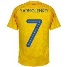 Домашняя футболка Украины Ярмоленко на ЕВРО 2020-21