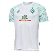 Гостевая игровая футболка Вердер Бремен 2020-2021
