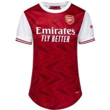 Женская домашняя футболка Арсенала 2020-2021
