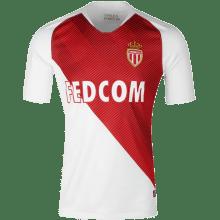 Домашняя игровая футболка Монако 2018-2019