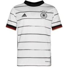 Домашняя футбольная форма сборной Германии 2016-2018