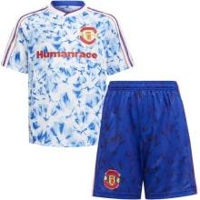 Детская лимитированная форма Манчестер Юнайтед 2020-2021