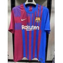 Домашняя игровая футболка Барселоны 2021-2022