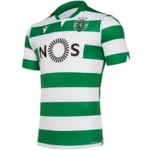 Домашняя игровая футболка Спортинг 2019-2020