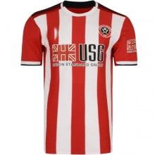 Домашняя игровая футболка Шеффилд Юнайтед 2019-2020