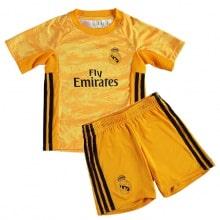 Детская вратарская форма Реал Мадрид 2019-2020