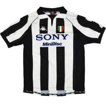 Домашняя ретро футболка Ювентуса 1997-1998