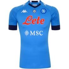 Домашняя игровая футболка Наполи 2020-2021