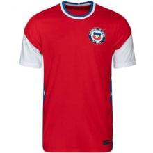 Домашняя игровая футболка сборной Чили 2020-2021