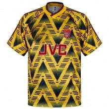 Гостевая футболка Арсенала 1991-1993